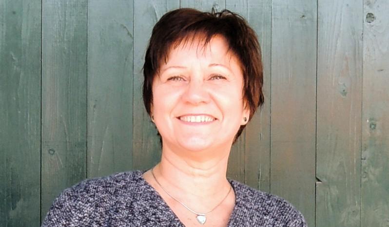 Landtagskandidatin Nicole van der Made